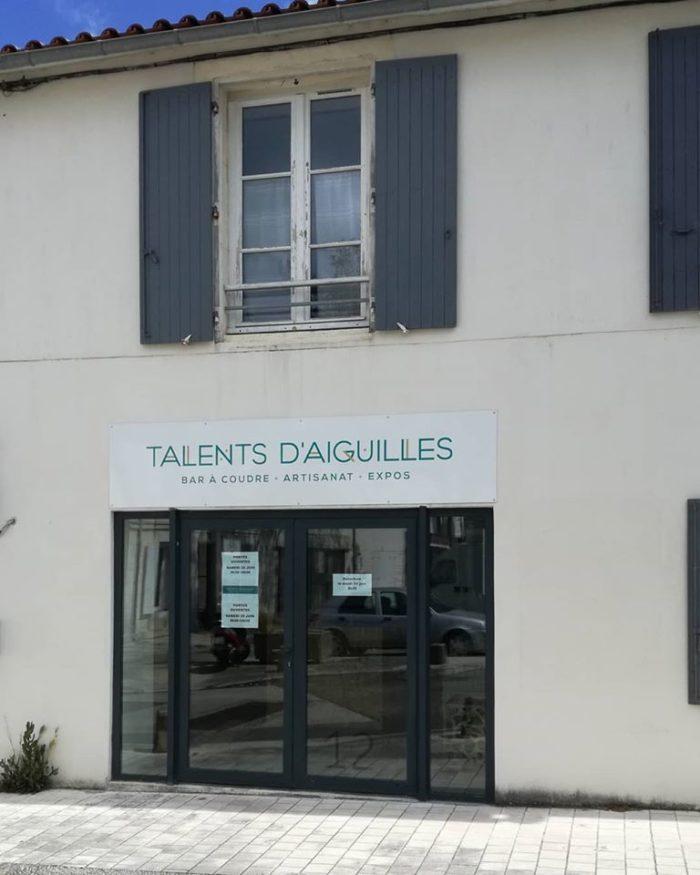 façade de boutique